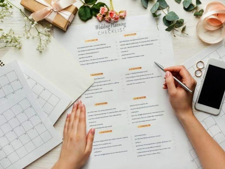 Wedding Planning Checklist Guide
